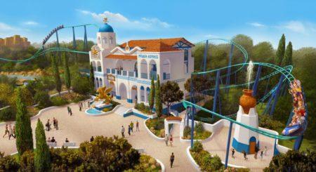 La nouvelle attraction 2017 du Parc Astérix