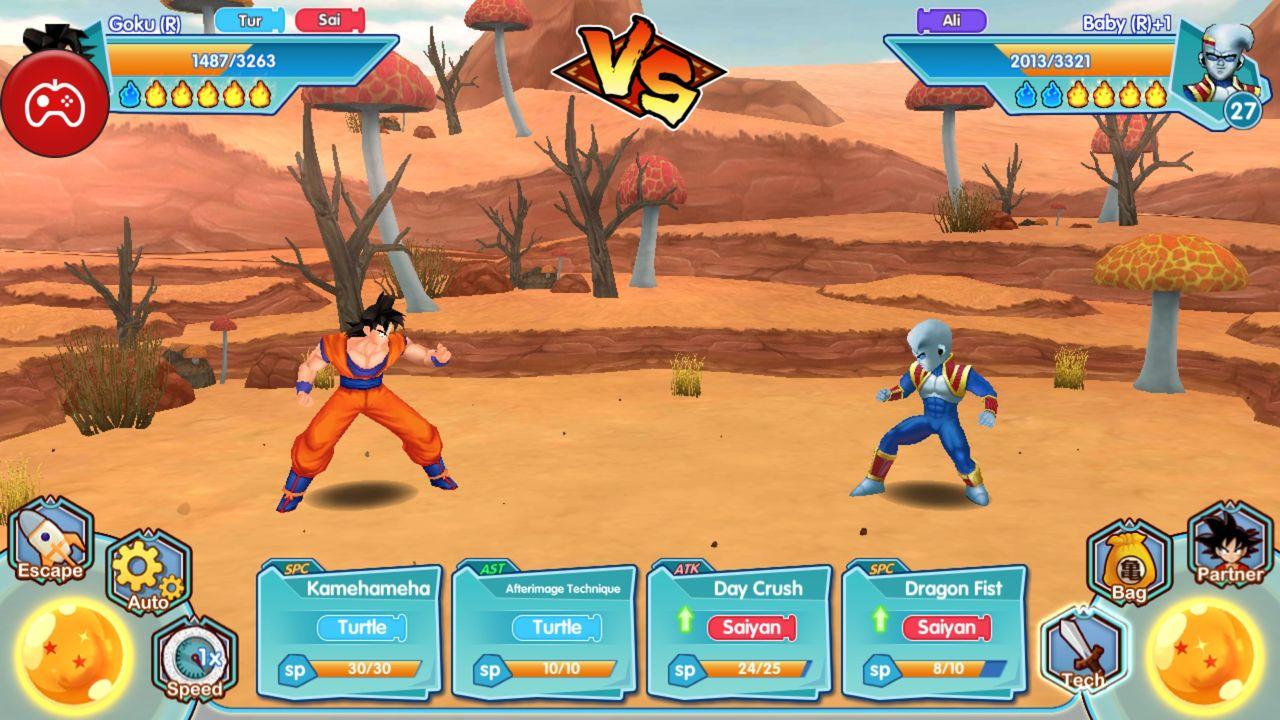 Fusion Fighter, le MMO à la sauce DBZ