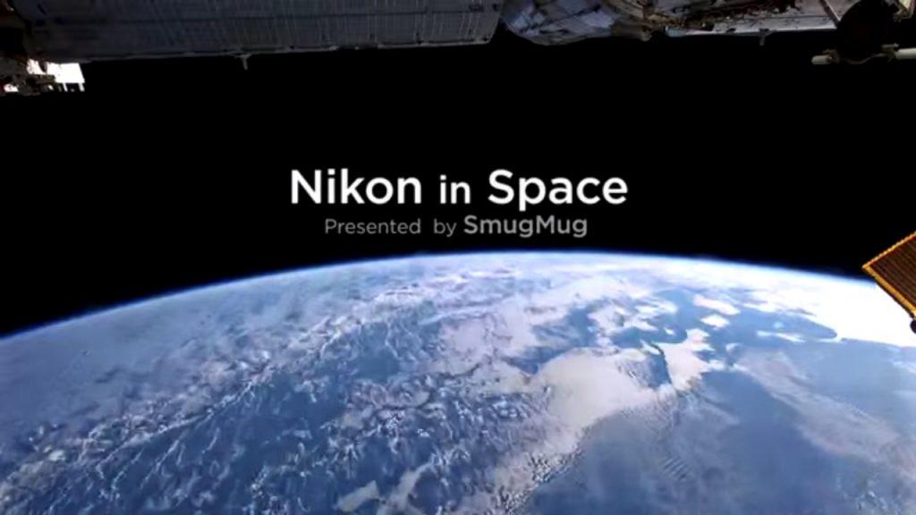 Nikon in Space