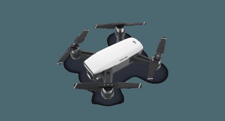 Le petit drone de la marque DJI