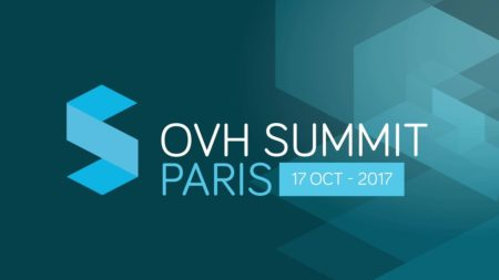 OVH Summit 2017 - 17 octobre 2017