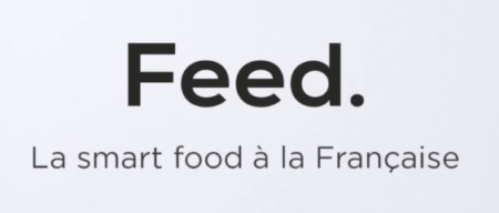 le logo de la marque Feed