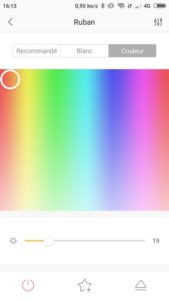 Si vous ne trouvez pas votre couleur, il y a un problème....