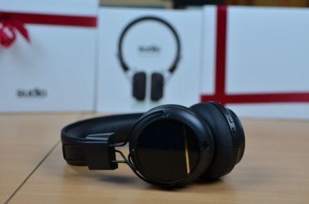 Sudio Regent : un casque Bluetooth à coques personnalisables