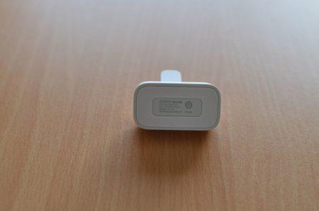 Au dos des capteurs, un adhésif permet de les installer facilement