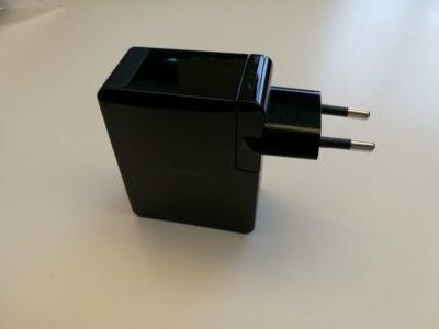 Le chargeur USB Type-C de 60 W