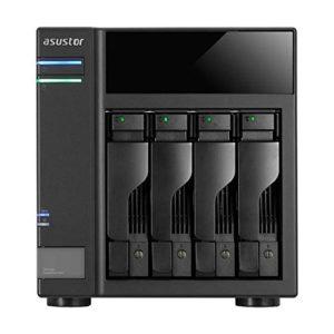 Une baie d'extension 4 disques pour NAS Asustor