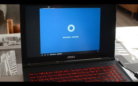 Le PC est arrivé installé en Chinois !