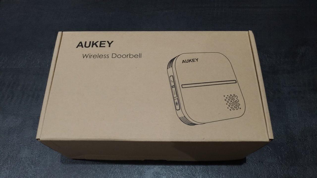La boite est sobre, comme souvent chez Aukey