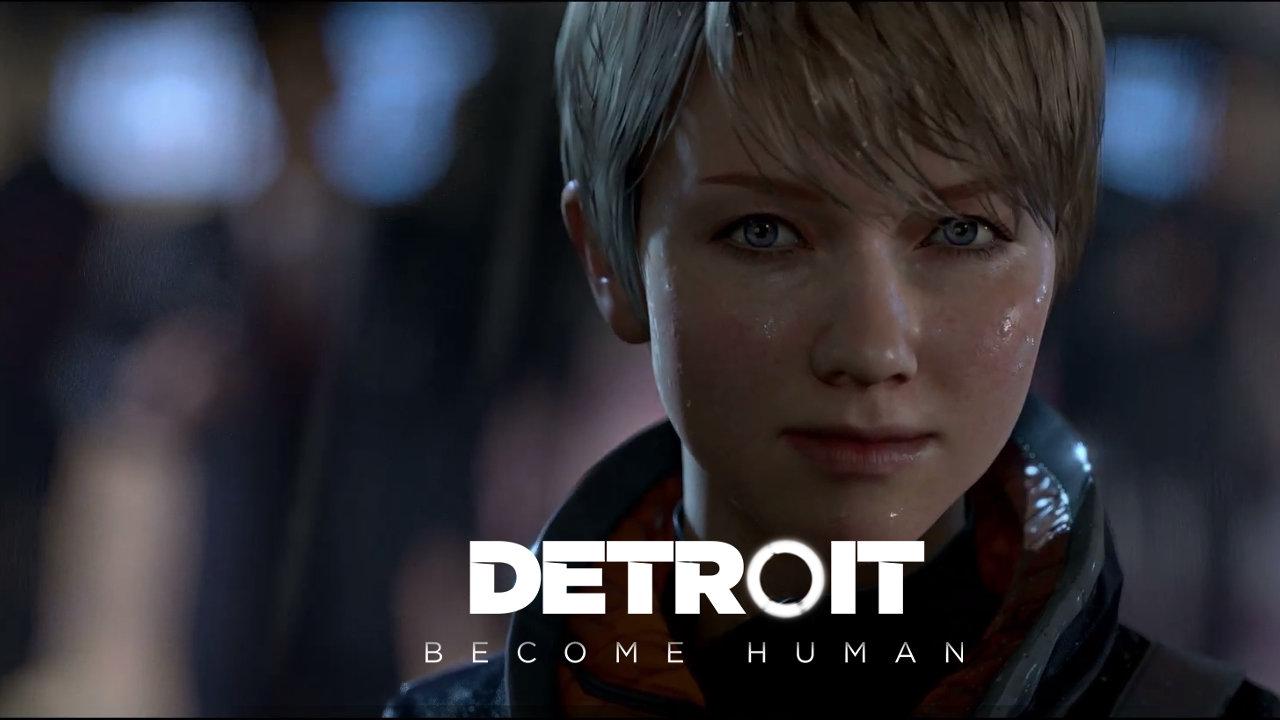Sortie de Detroit Become Human le 25 mai 2018