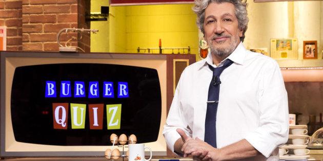Le Burger Quiz est de retour, toujours animé par Alain Chabat