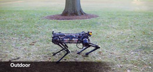 Cheetah 3 : le robot aveugle du MIT