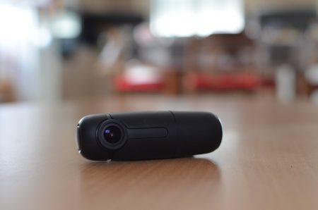 La mini dashcam B1W de Blueskysea