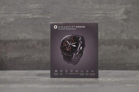 Amazfit Stratos : la montre connectée de Xiaomi dédiée aux sportifs