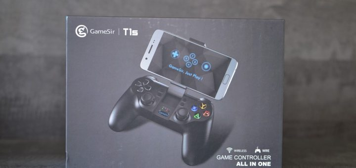 Gamesir T1S : manette Android et Windows à 30 €