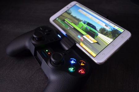 Gamesir T1S pour jouer sous Android