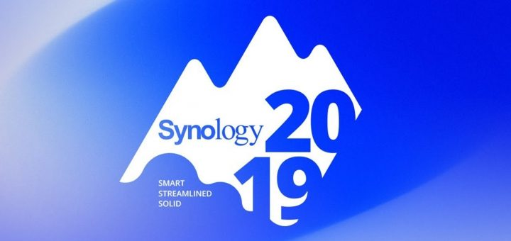 Synology 2019 : le 9 octobre à Paris
