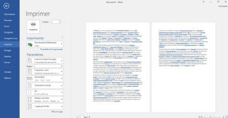 Enregistrer un document en PDF avec PDFelement