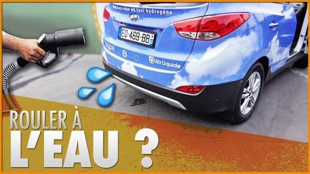 La voiture à hydrogène : ça donne quoi ?