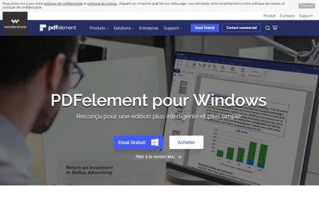 Cliquez sur Essai Gratuit pour télécharger PDFelement