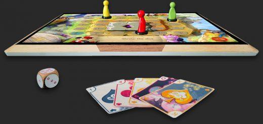 Wizama : la première console de jeux de société