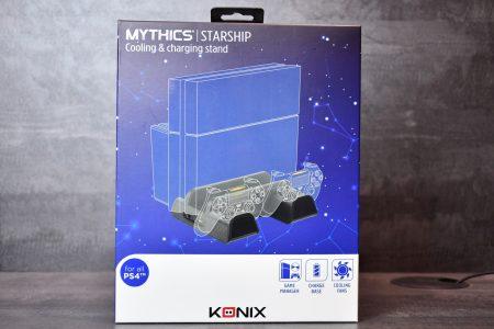 La boîte du Mythics Starship de Konix