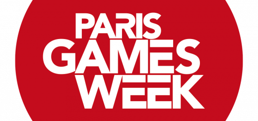Logo de la Paris Games Week 2018