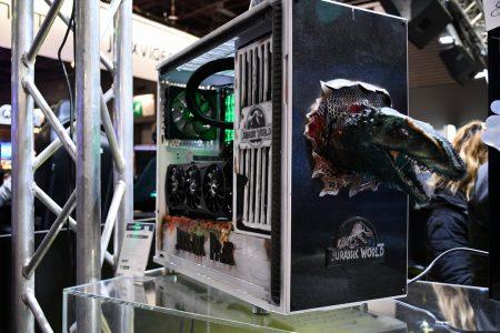 PGW18 : un PC Jurassic World