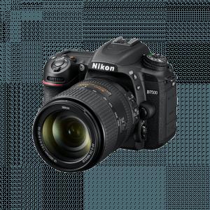 Le Nikon D7500