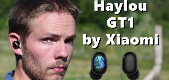 Xiaomi Haylou GT1 : les écouteurs intra Bluetooth 5 by Xiaomi