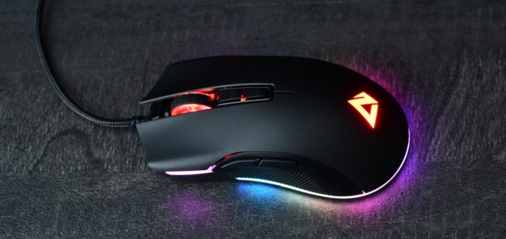 La souris gaming Aukey GM-F1