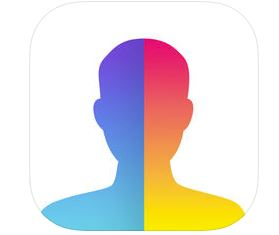Logo de l'application FaceApp