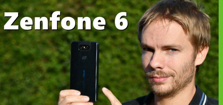 Le Zenfone 6