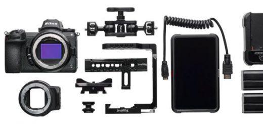 Le Kit Nikon Z6 pour cinéastes