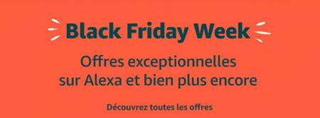 Black Friday 2019 chez Amazon