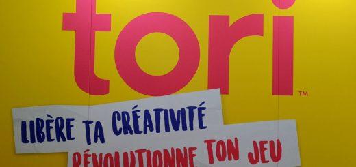 Tori - Libère ta créativité