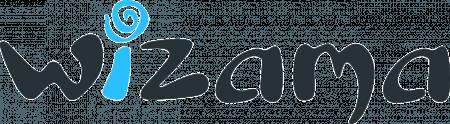Le logo Wizama