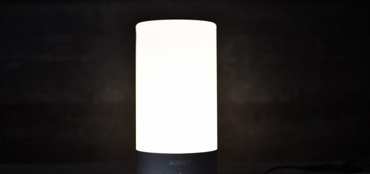 Aukey LT-T6 : lampe LED RGB