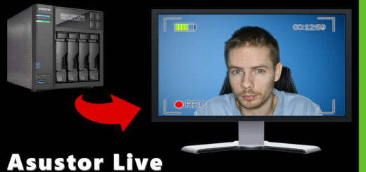 Tutoriel multi streaming avec Asustor Live