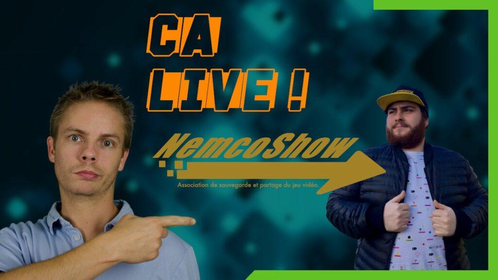 Ca Live ! #01 - Association NemcoShow