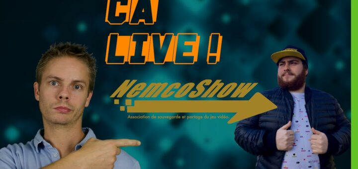 Ca Live ! #01 - Association NemcoShow