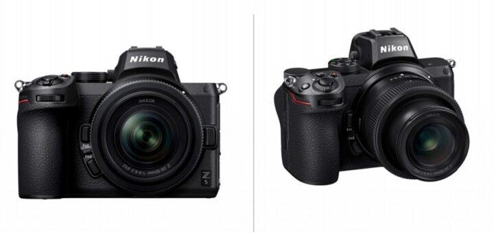 Nouvel Hybride Z 5 de Nikon