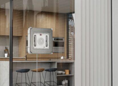 Ecovacs Winbot 880 : le robot lave vitres