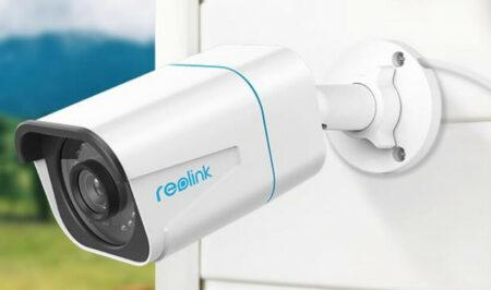 La RLC-810A de Reolink propose une résolution 4K UHD