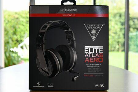 Elite Atlas Aero, la casque gaming sans fil par excellence !