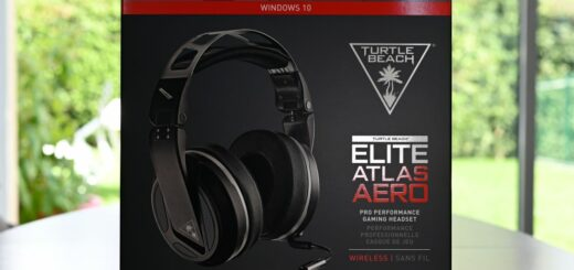 Elite Atlas Aero, la casque gaming sans fil par excellence !