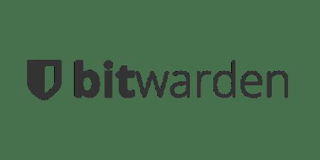 Le logo Bitwarden
