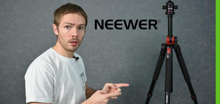 Test du trepied NEEWER 184 cm