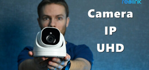 La RLC-820A de Reolink, une caméra IP Ultra HD