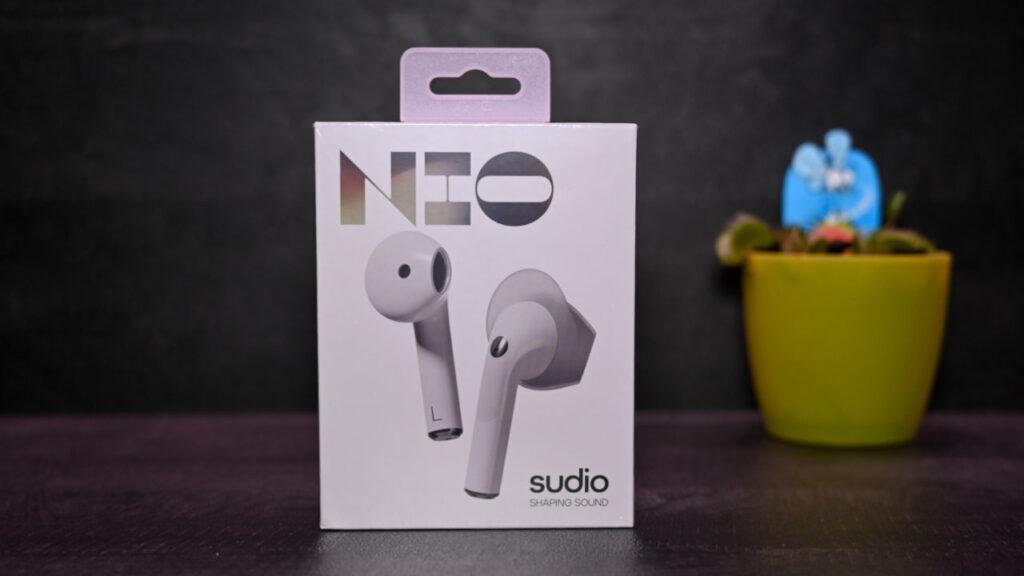 NIO : les écouteurs sans fil de SUDIO